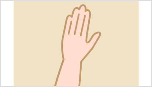 手(手の甲・指)をセルフ脱毛するときの注意点5つ