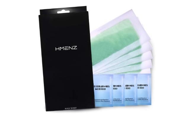 HMENZ メンズ ブラジリアンワックス シート