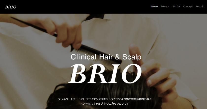 アジアートヘアーメン/ブリオ