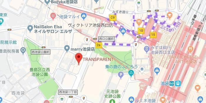 TRANSPARENT(トランスパレント)の基本情報