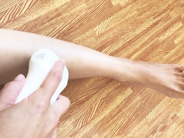 足の脱毛を自宅で行う方法と注意点を紹介