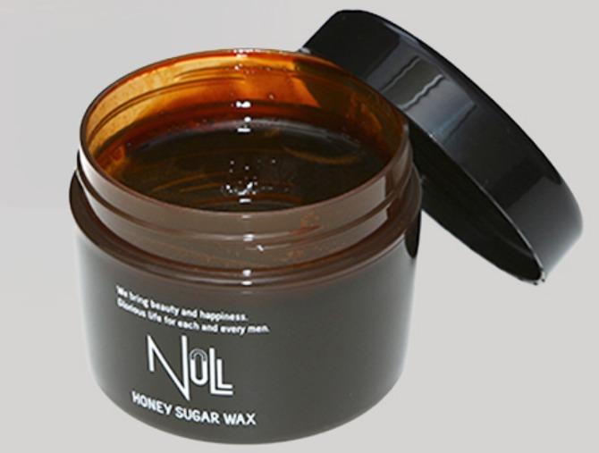 NULL ブラジリアンワックス メンズ 脱毛ワックス