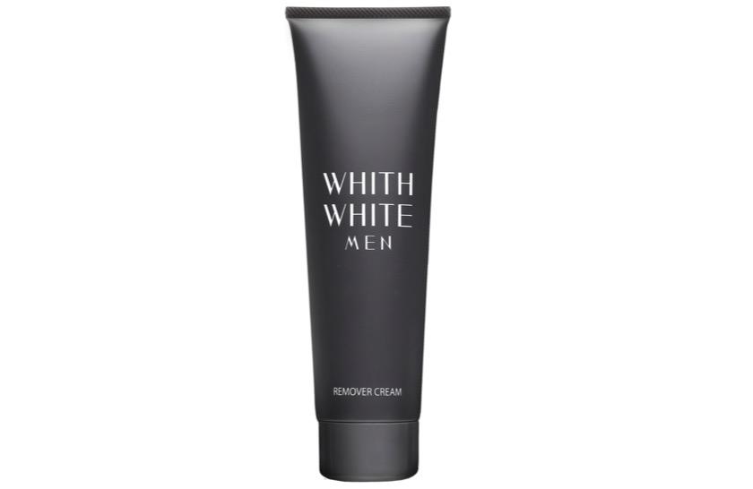 WHITH WHITE MEN 除毛クリーム