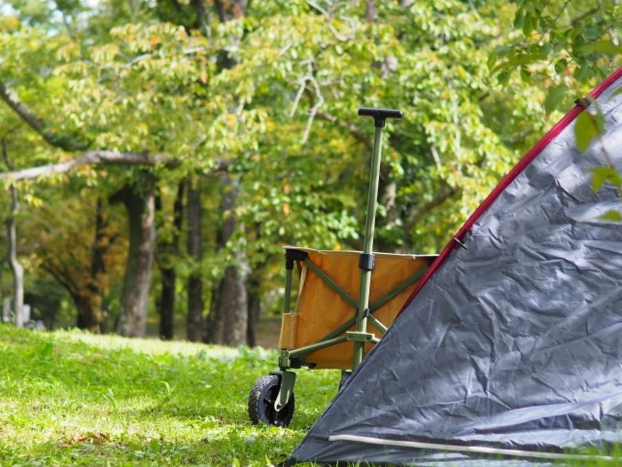 キャンプに便利なアウトドアワゴン(キャリーワゴン)を徹底比較!