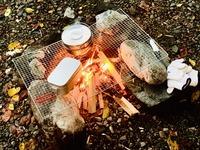 メスティンでの焚き火炊飯の仕方を伝授!直火で美味しいご飯を!