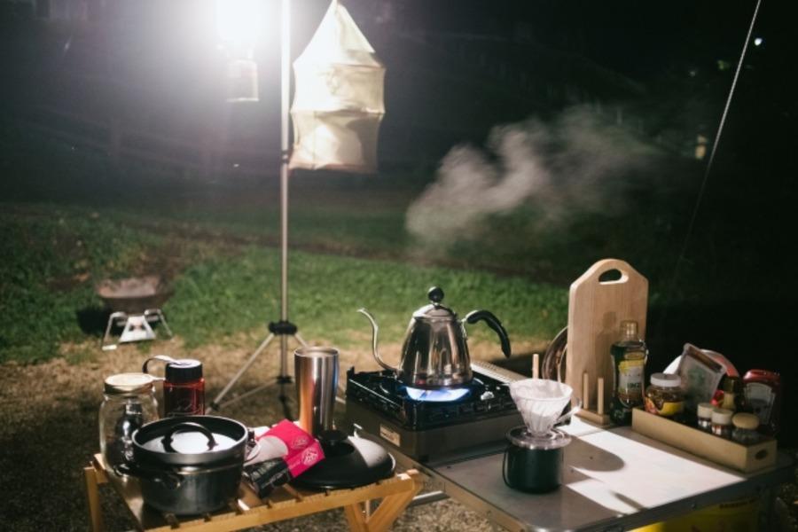 キャンプの調味料ケースのおすすめは?100均の材料で手作りDIYも