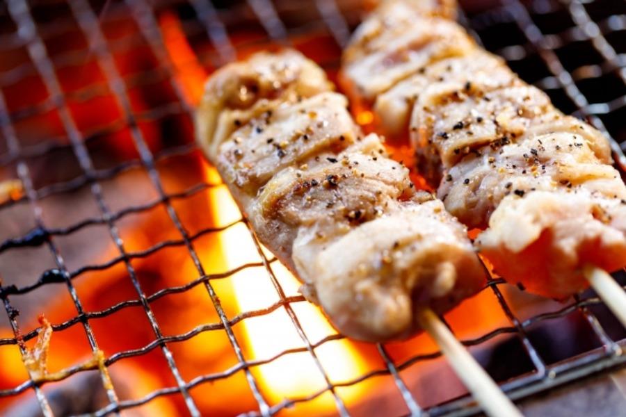 イワタニの炉端焼き炙りやが人気!キャンプで本格焼き鳥を味わおう