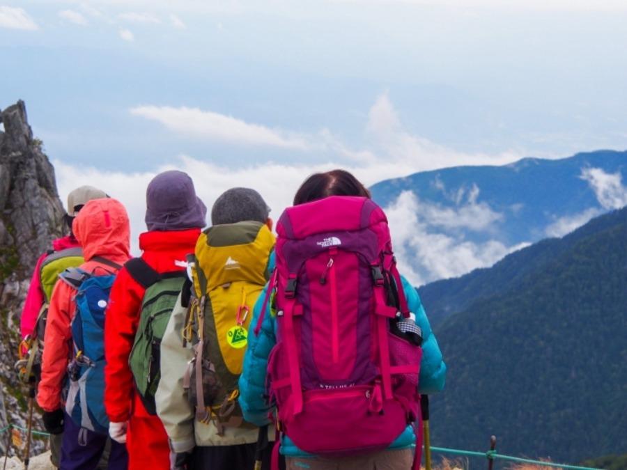 登山におすすめの大型ザック・バックパック8選!軽量・安い人気商品も