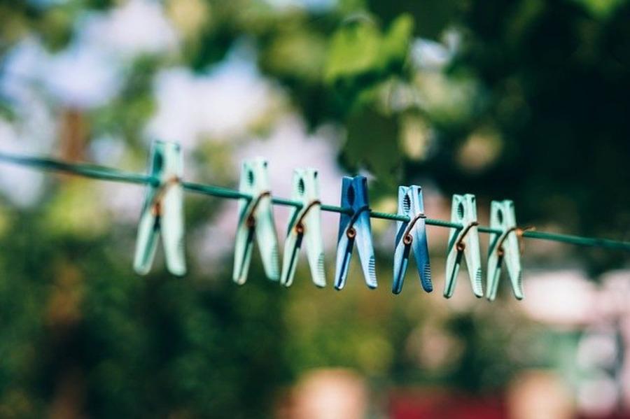 100均の洗濯ロープはキャンプに便利!使い方や結び方をチェック