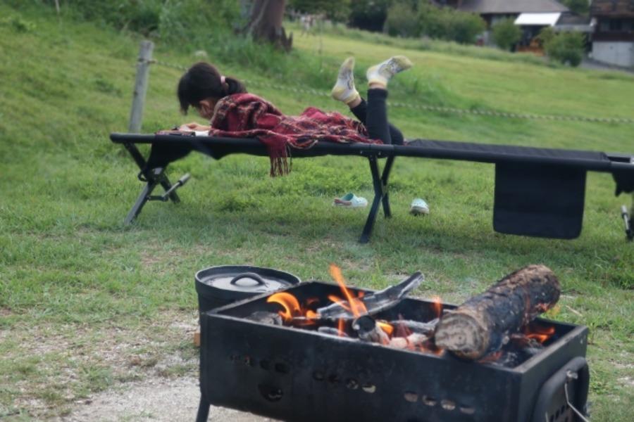 キャンプにおすすめのコット13選!安い・軽量の人気アイテムも