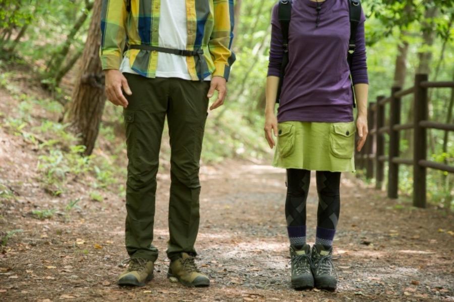 夏の登山に半ズボンはあり?基本は長ズボンだがショートパンツOKの場合も