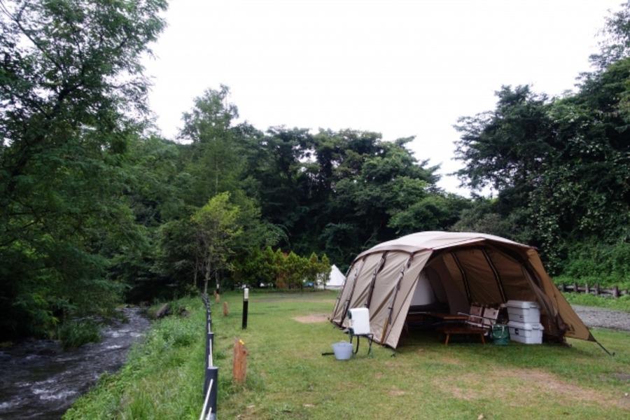 オガワ「シュナーベル5」は簡単に設営できる人気テント!評価をチェック
