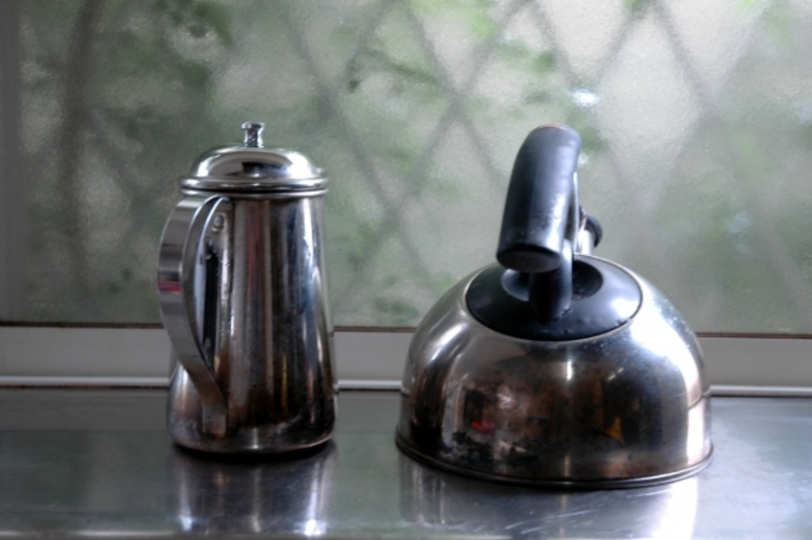 キャンプにおすすめのコーヒーケトル・ポット12選!細口タイプも!