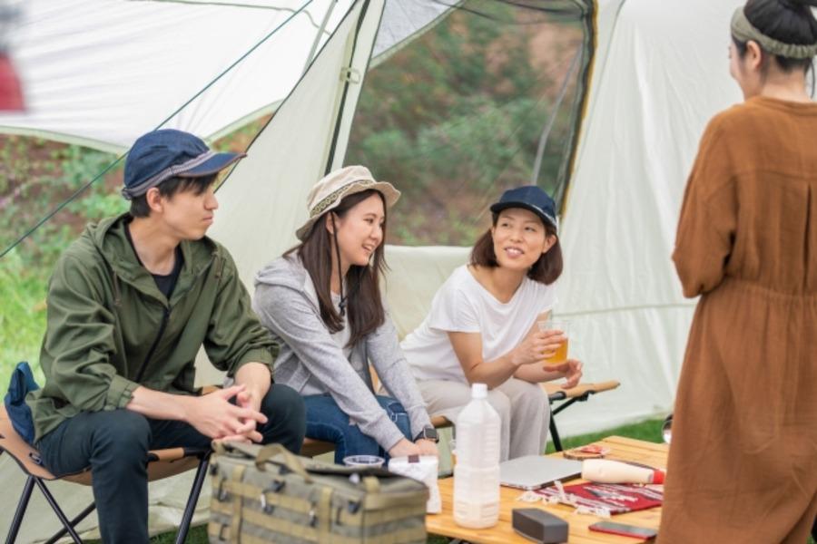 キャンプサークルでまずはグループキャンプを体験!注意点はある?