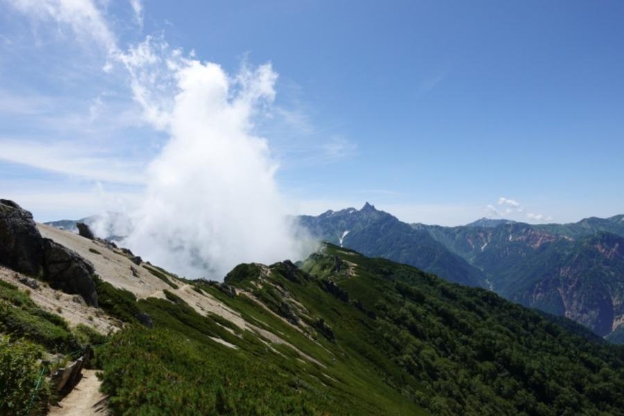 神居尻山の登山コース・歩行時間をチェック!駐車場情報も!