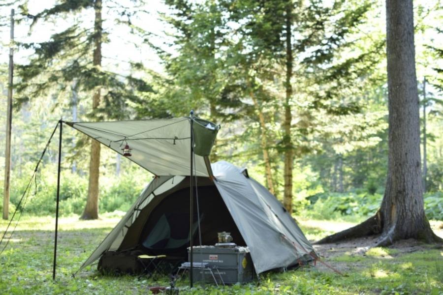 判官館森林公園キャンプ場はどんなところ?基本情報や特徴を紹介!