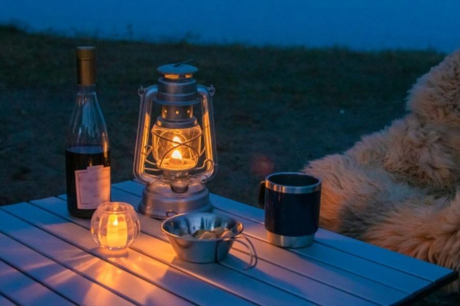 ソロキャンプにおすすめのテーブル17選!自作DIY方法も!