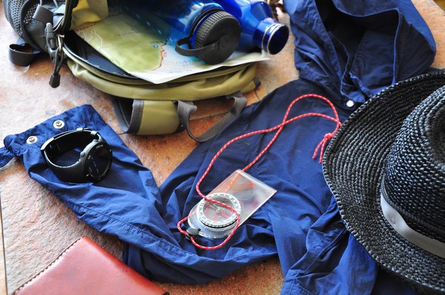 日帰り登山するなら持ち物リストを作ろう!必要な装備や服装は?