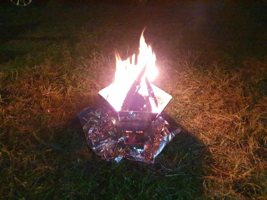 SOTOのミニ焚き火台テトラがおすすめ!メスティンとの相性抜群