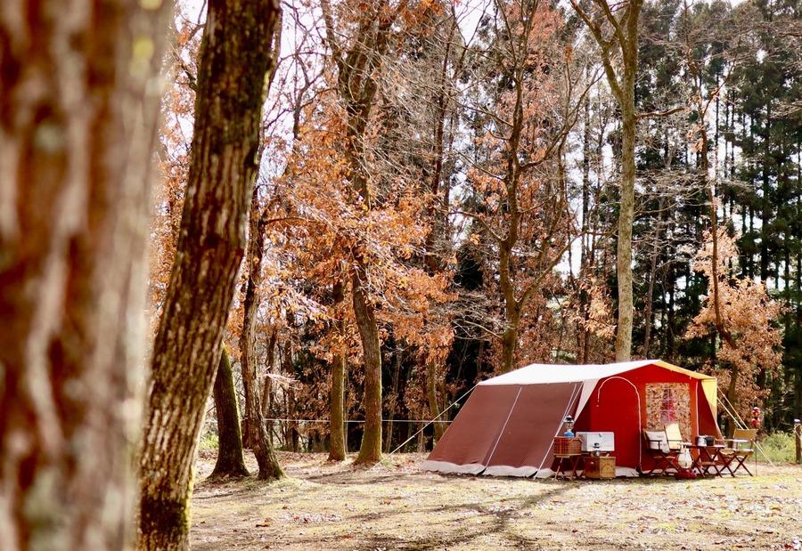 10月にキャンプする時のポイントまとめ!服装や必要な道具は?