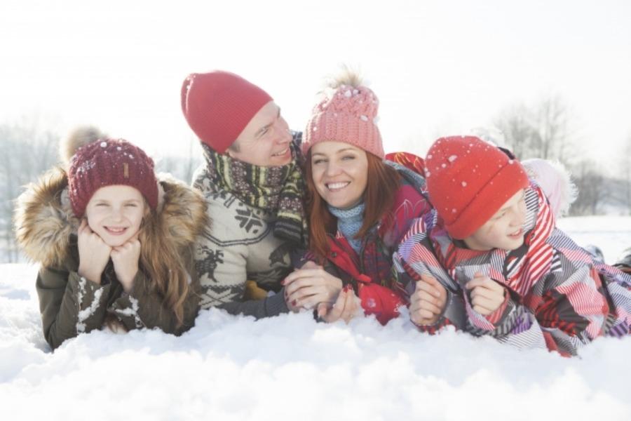 相模湖プレジャーフォレスト「スノーパラダイス」で雪遊びを楽しもう