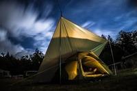 ウイングタープはソロキャンプにもおすすめ!メリットと設営方法
