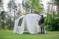 オガワのテント「ファシル」の魅力に迫る!口コミやサイズは?