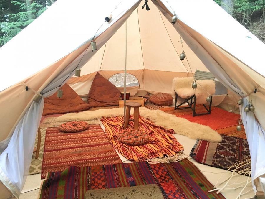 スノーピークのテント「スピアヘッド」の魅力とは?設営方法や口コミも