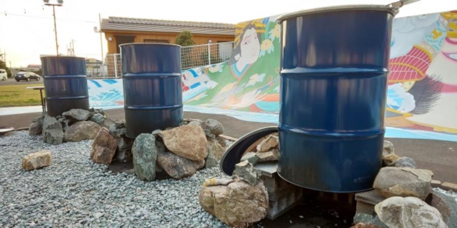 キャンプ時の風呂事情!自作方法や便利な簡易・ドラム缶アイテムも
