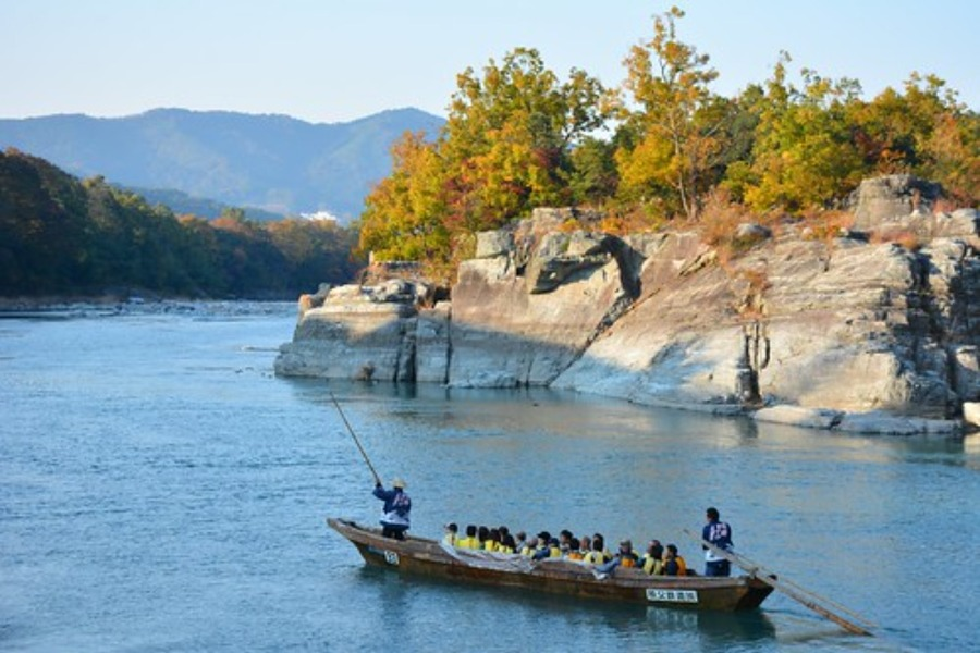 長瀞の川遊びスポットまとめ!川下りを楽しめる人気の場所も
