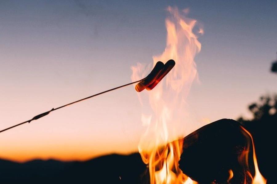 焚き火台「ピコグリル」の魅力に迫る!ソロキャンプにもおすすめ!