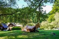 人気キャンプ場「たけくらべ広場」の魅力とは?温泉も魅力的!