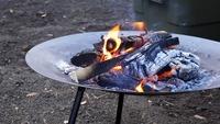 焚き火台を自作しよう!100均アイテムを使った作り方も紹介!