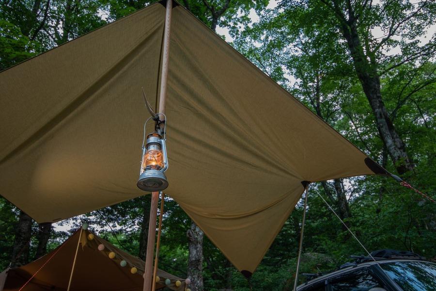 人気テント「サーカスTC」&タープ「ムササビウイング」の連結方法まとめ