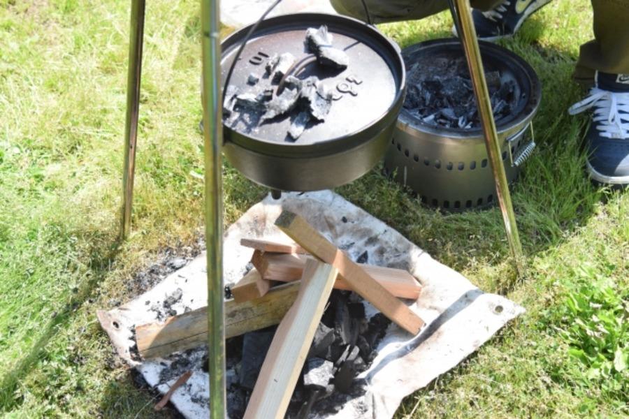 ダッチオーブンでグラタンを作ろう!キャンプにおすすめの簡単レシピは?