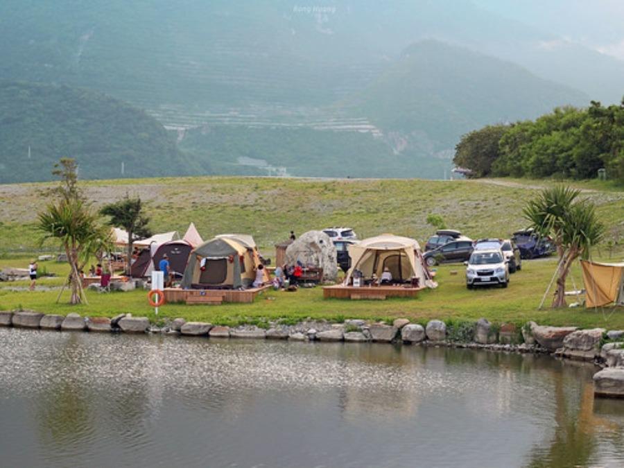 キャンプするなら青川峡キャンピングパーク!予約が取れない人気スポット