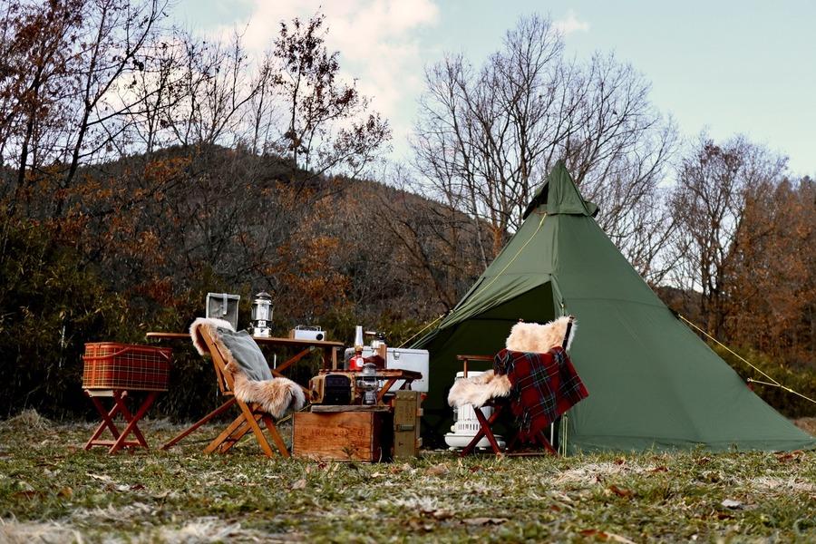 バンドックのソロティピー1TCの魅力とは?簡単に設営できる人気テント
