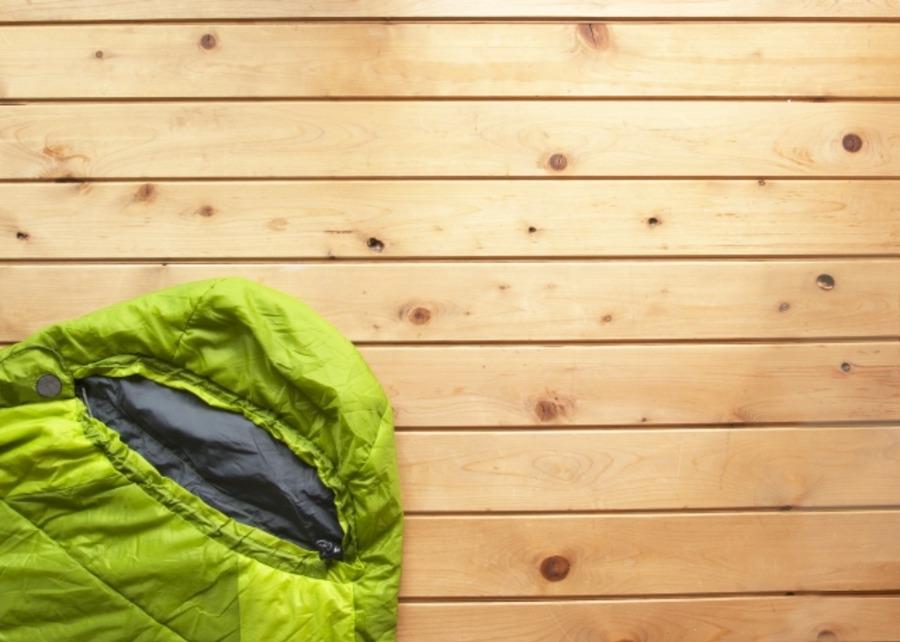 キャプテンスタッグの寝袋がおすすめ!冬キャンプが快適に!