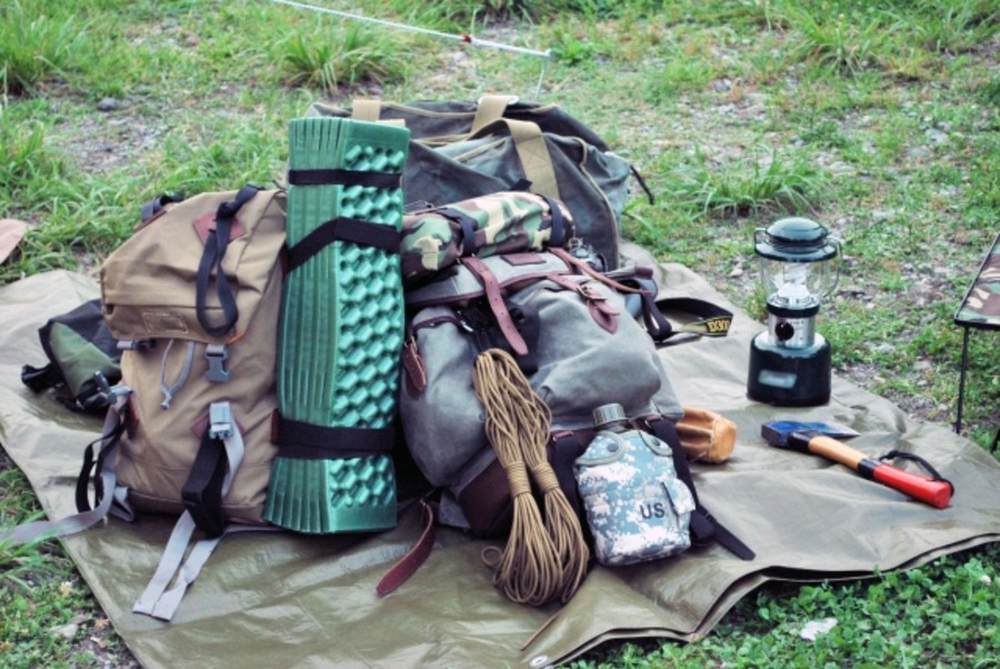 アソビトの収納ケース・バッグがキャンプにおすすめ!道具をすっきり整理