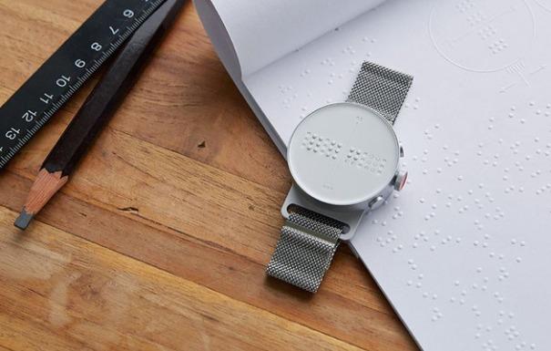 Dot Watchはメーカーの思いが込められた腕時計