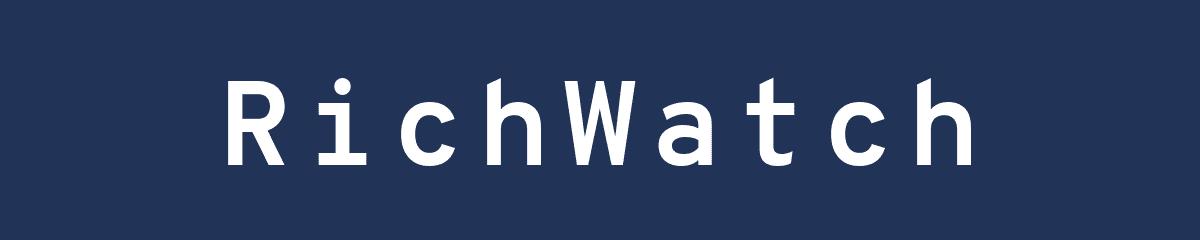 腕時計に関する情報サイト|RichWatch