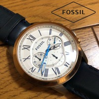 フォッシル(FOSSIL)の腕時計ベルト・バンドの人気5選!調整・交換方法も紹介!