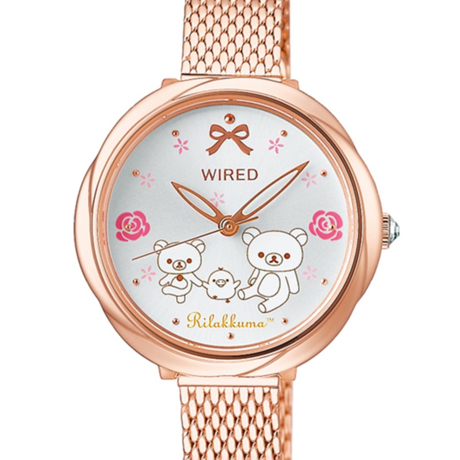 リラックマのコラボ腕時計4選!特徴と値段、口コミも!【2021年最新】