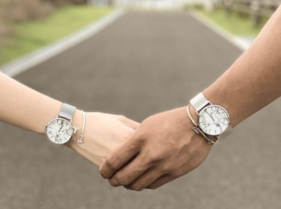 ペアウォッチ(腕時計)の人気モデル31選!予算別に価格と口コミも!【2021年最新】