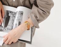 カルティエの時計をしている女性のイメージはダサい?男性の声を調査!