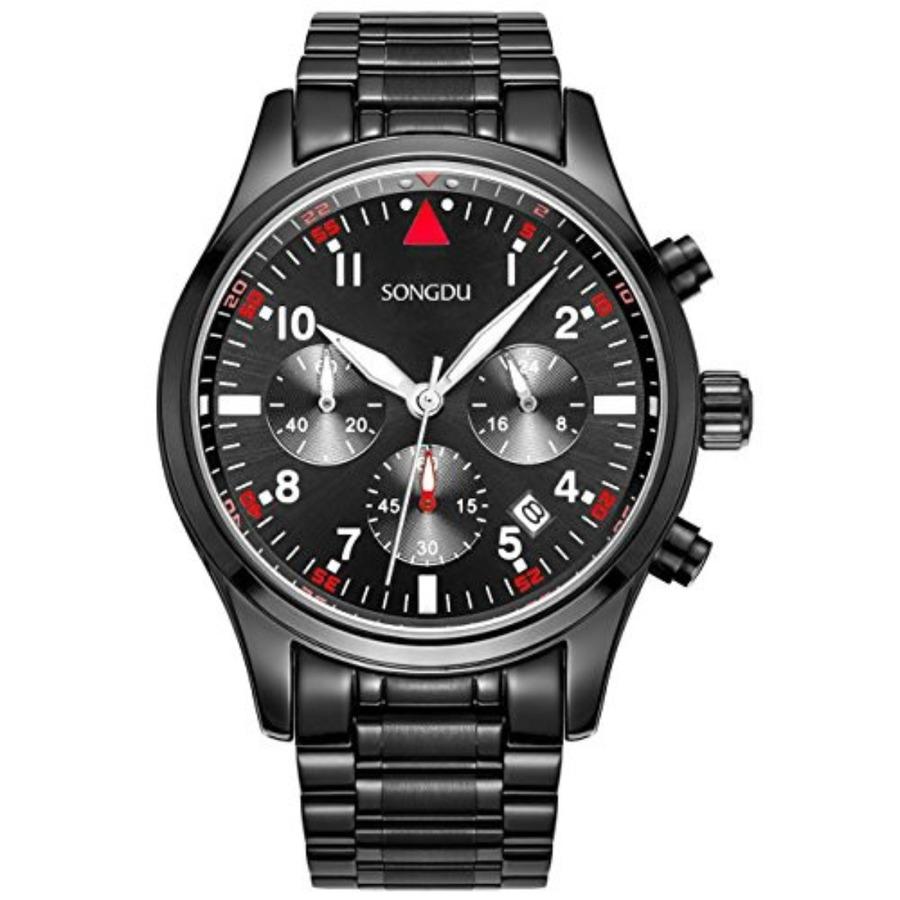 SONGDUの腕時計の評価・評判を調査!名前の読み方や特徴まで解説!