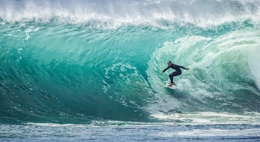 Apple Watchは海でも防水使用?サーフィンで使える5つの理由!