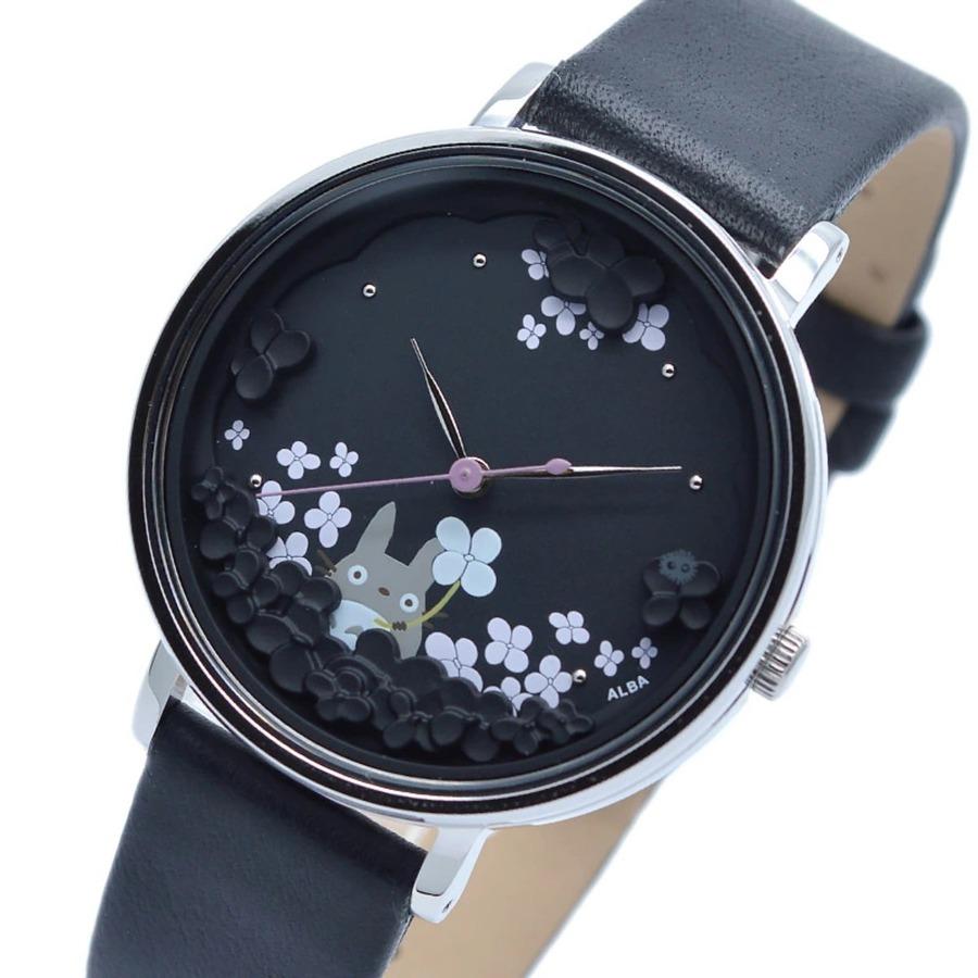 ジブリのコラボ腕時計4選!特徴と値段、口コミも!【2021年最新】