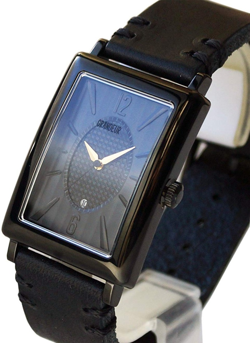 レクタンギュラーとは?メンズに人気のおすすめ腕時計19選と選び方も紹介!
