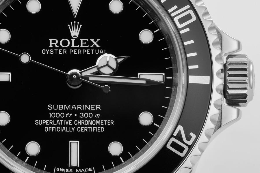 14060M(ロレックス サブマリーナー)をレビュー!評価や14060との違いも解説!